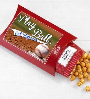 Cards With Pop Play Ball Eat Popcorn