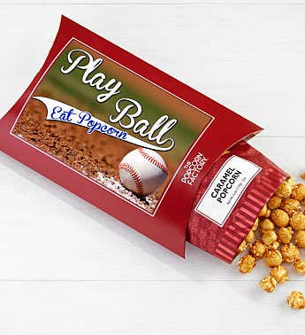 Cards With Pop® Play Ball Eat Popcorn