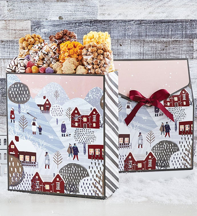 Village Envelope Gift Box