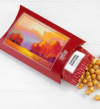 Cards With Pop™ Autumn Canvas Landscape - Caramel