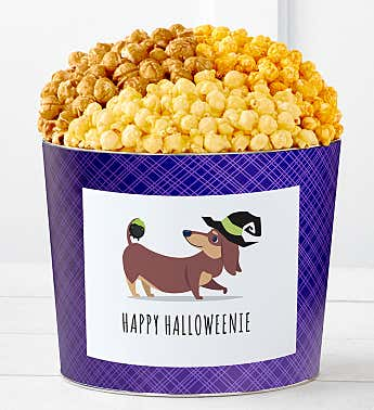 Tins With Pop® Happy Halloweenie - Halloween Howlers
