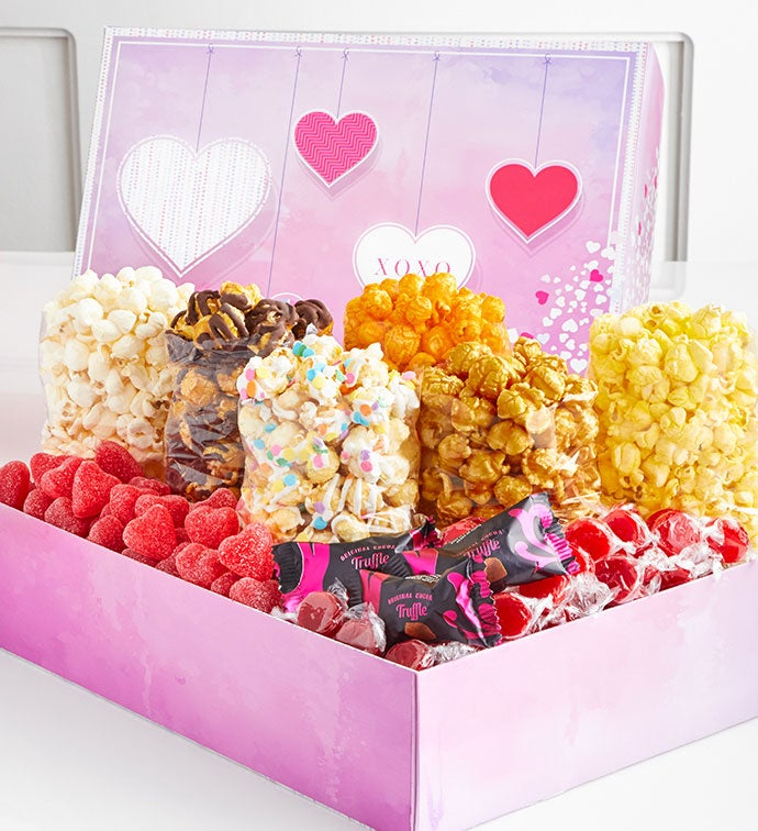 Bursting With Love Grand Gift Box