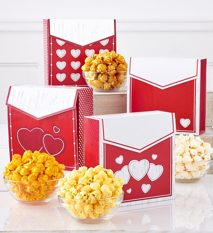 Nature Of Love Popcorn Hand Outs