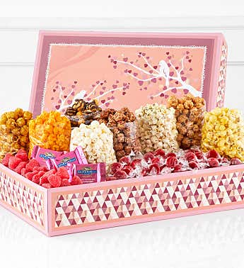 Blushing Branches Ultimate Gift Box