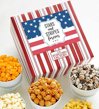 Packed With Pop™ Stars & Stripes Forever
