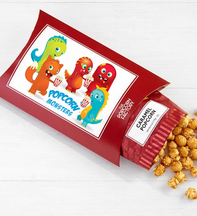 Cards With Pop® Popcorn Monsters
