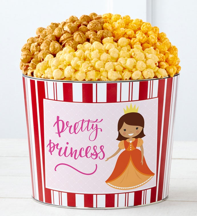 Tins With Pop® Pretty Princes Orange