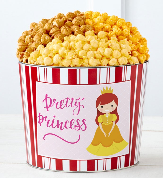 Tins With Pop® Pretty Princess Yellow