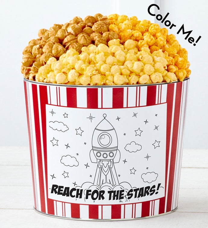 Tins With Pop® Reach For The Stars