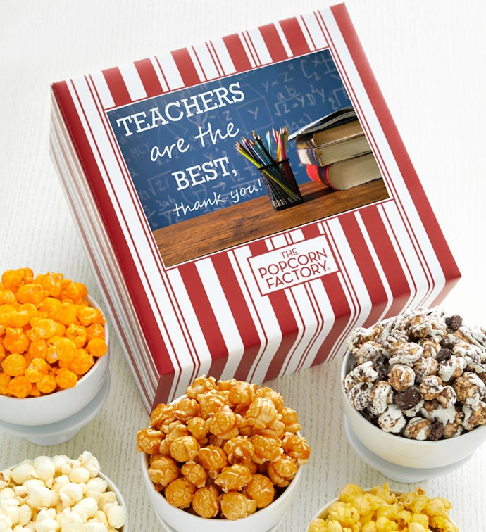 Packed With Pop™ Teachers Are The Best, Thank You!