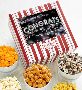 Packed With Pop™ Congratulations Balloons