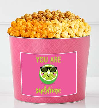 Tins With Pop® You Are Sublime