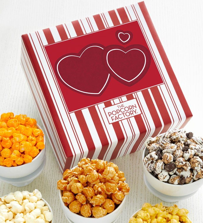 Packed With Pop™ Double Red Hearts