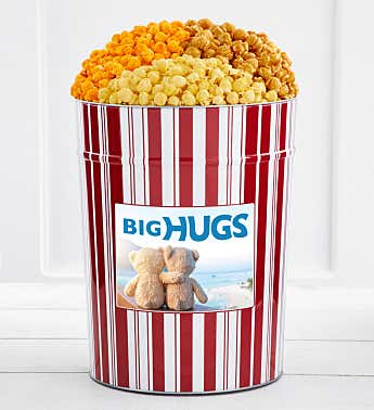 Tins With Pop® 4 Gallon Big Hugs