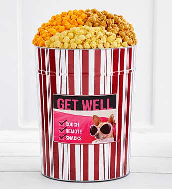 Tins With Pop® 4 Gallon Get Well