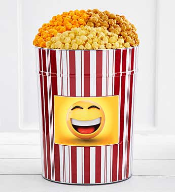 Tins With Pop® 4 Gallon Laugh Popmoji