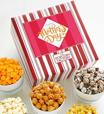 Packed With Pop™ Happy Mother's Day Stripe