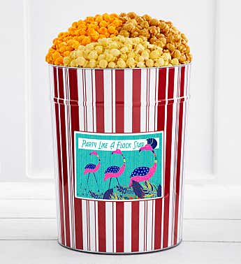 Tins With Pop® 4 Gallon Party Like A Flock Star