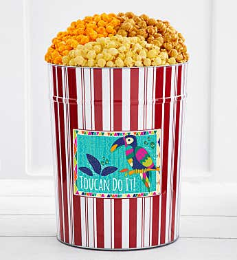 Tins With Pop® 4 Gallon Toucan Do It