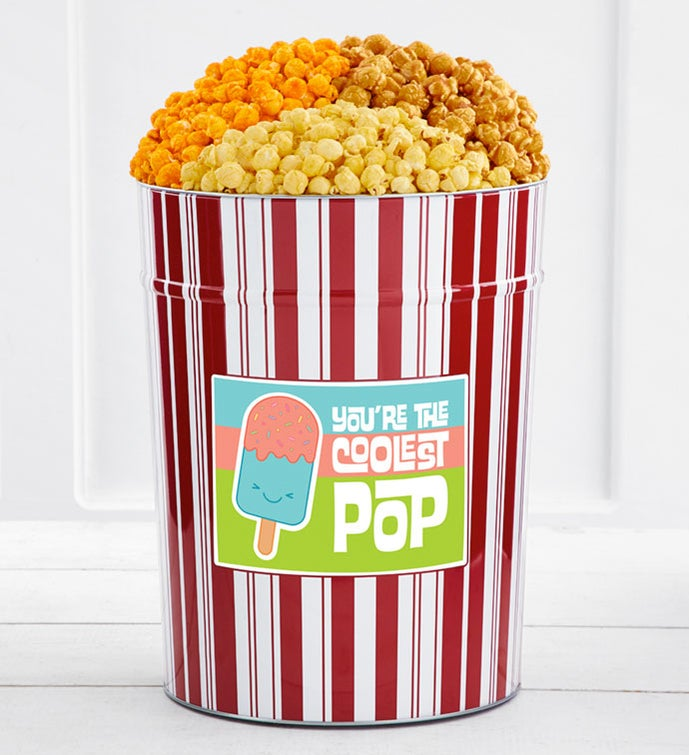 Tins With Pop® 4 Gallon You're The Coolest Pop