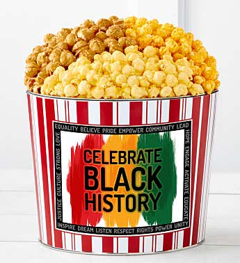 Tins With Pop® Celebrate Black History