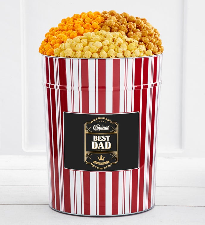 Tins With Pop® 4 Gallon The Original Best Dad
