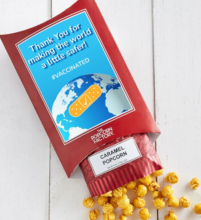 Cards With Pop® Thank You For Making The World A Bit Safer