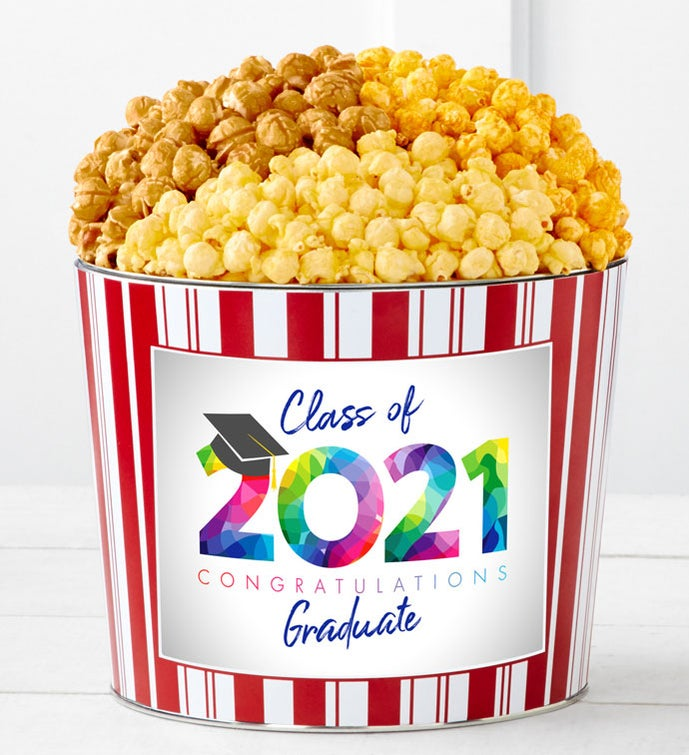 Tins With Pop® Class Of 2021 Congratulations Graduate