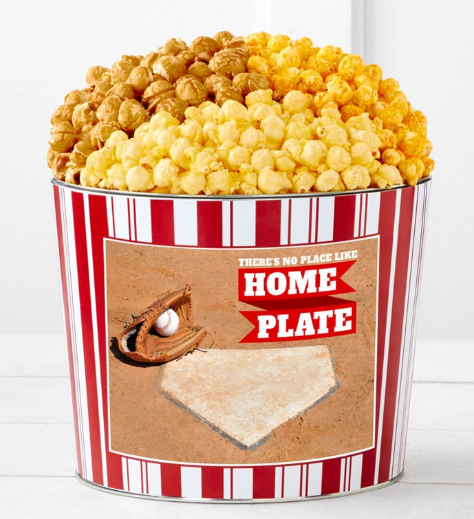 Tins With Pop® There's No Place Like Home Plate