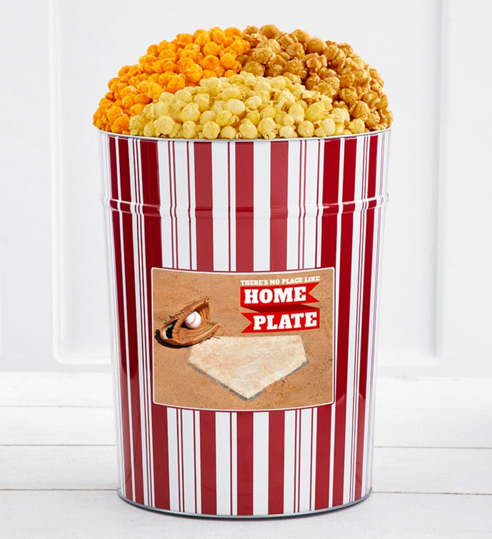 Tins With Pop® 4 Gallon There's No Place Like Home Plate