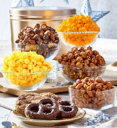 Simply Gold Snack Assortment