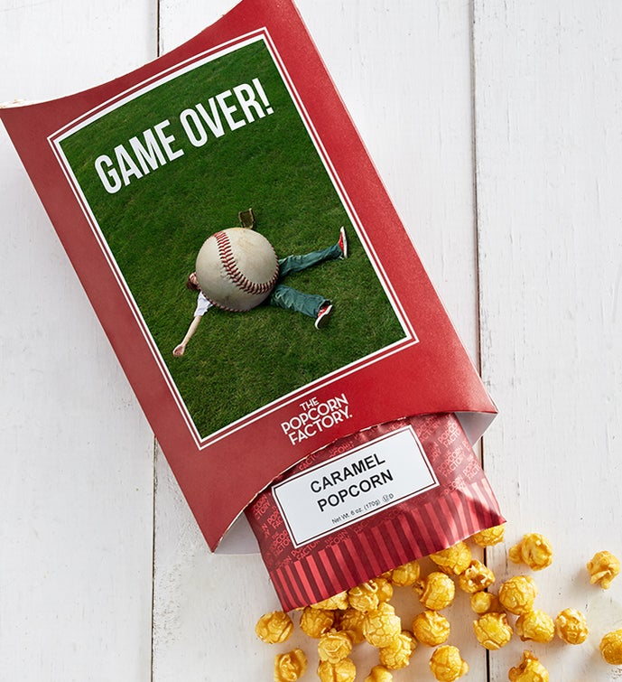 Cards With Pop® Game Over