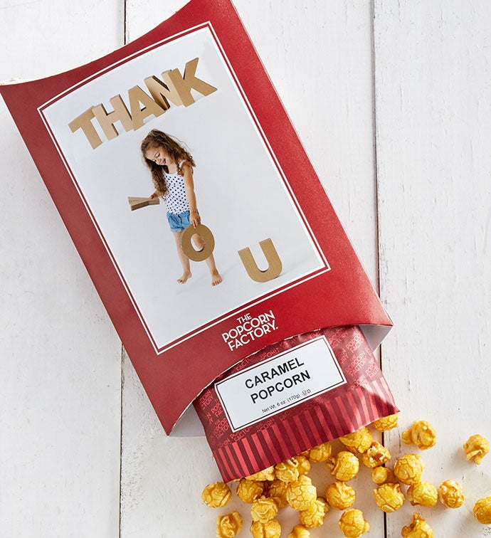 Cards With Pop™ Thank You Letters