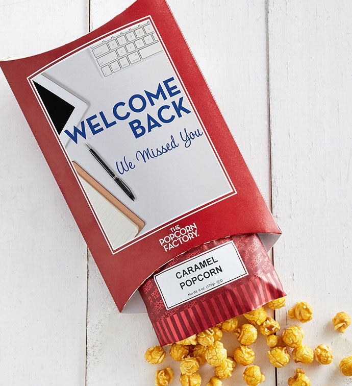 Cards With Pop® Welcome Back Desk