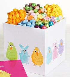 Easter Friends Snack in the Box