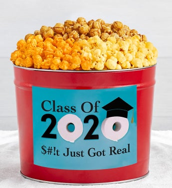 Tins With Pop Class of 2020 It Just Got Real