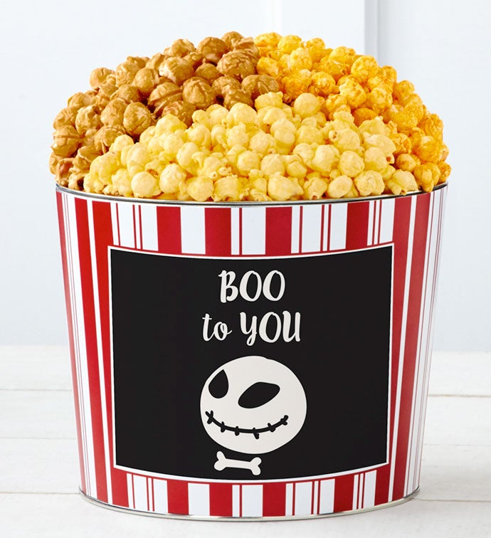 Tins With Pop® Boo To You
