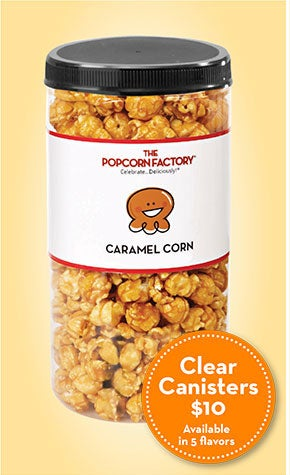The Popcorn Factory Fundraising Program