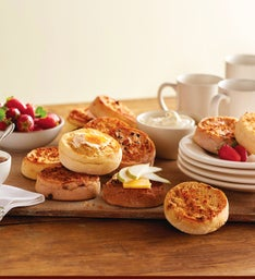 Create-Your-Own Signature English Muffins - Four Packages